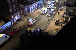 مركبة تدهس 5 أشخاص قرب محطة جسر لندن وأنباء عن ضحايا