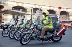 300 فرقة دراجات نارية للتدخل السريع في المواقع المزدحمة بمحيط المسجد الحرام