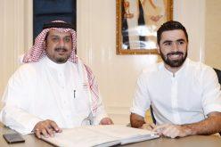 خريبين هلالي بكسر عقده مع الظفره الإماراتي
