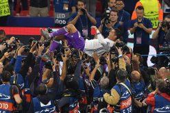 رونالدو : أنا في ريال مدريد و ليس هناك خطوة للوراء