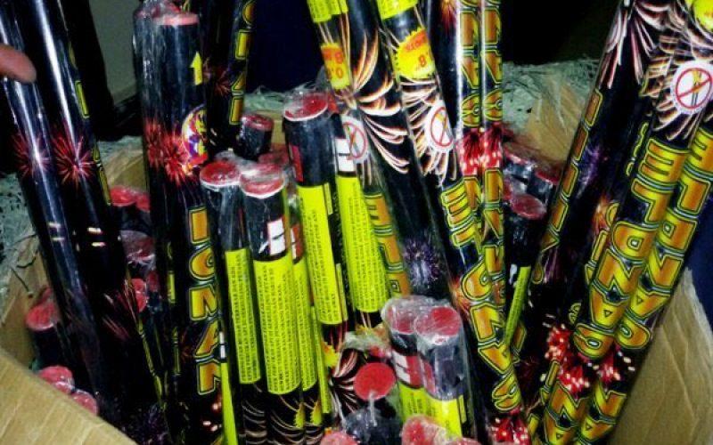 مديرية دفاع مدني تبوك تحذر من مخاطر الألعاب النارية
