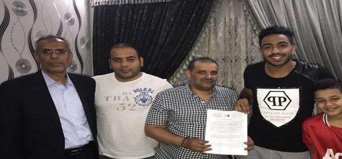 عبدالله شرف الدين: أشكر مرتضى منصور على سعة صدره على طول المفاوضات