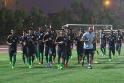 الأخضر الأولمبي يواصل تدريباته في معسكره بالرياض استعداداً لكأس آسيا