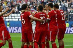 روسيا تكشر عن انيابها في افتتاح كأس القارات على حساب نيوزيلندا