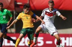 رديف ألمانيا يصطدمون بقطار أستراليا في كأس القارات