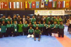 أخضر الكاراتيه يختتم مشاركته في بطولة الاتحاد الدولي بكرواتيا بتحقيق 8 ميداليات