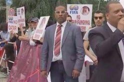 مظاهرات بألمانيا للمطالبة بسحب كأس العالم من قطر 2022