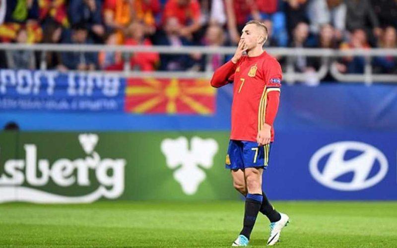 برشلونة يستعيد ديلوفو