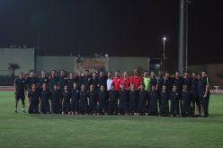 حكام دوري المحترفين السعودي يجتازون اختبارات اللياقة