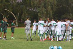 الأخضر الأولمبي يواجه الإمارات ولبنان ودياً