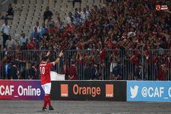 الأهلي المصري والوداد المغربي إلى ربع نهائي أبطال أفريقيا