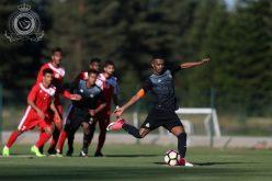 ايالا مطلوب في الارجنتين والنصر يفوز على عمان