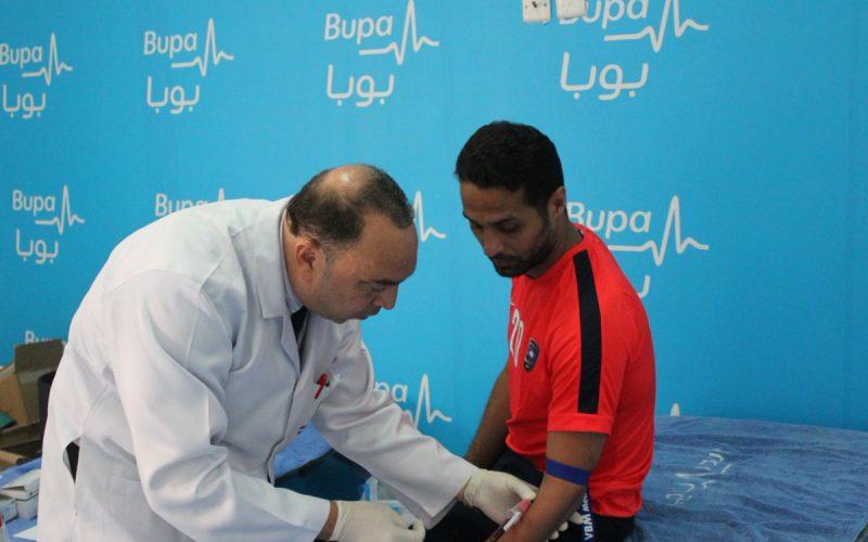 لاعبو الهلال يجرون فحوصات طبية شاملة استعداداً للموسم الرياضي الجديد 2017/2018