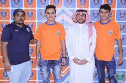 إدارة الفيحاء توقع مع لاعبين من نادي نجد لدرجة الشباب