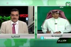 """المذيع الذيابي لـ """"العربية"""": يؤسفني نسف مسيرة 16 عاما بزلة لسان"""