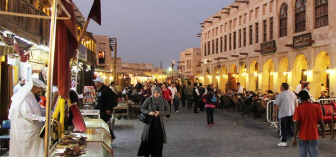 """""""العربية"""": قطر تشتري أدوات لمكافحة الشغب وتفريق الحشود"""