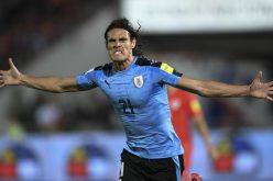 مدرب أوروجواي يستبعد كافاني من قائمة المنتخب