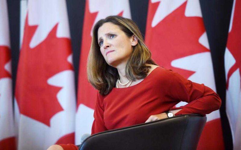 سياسيون وأكاديميون تونسيون ينددون بما صدر عن وزيرة الخارجية الكندية وسفارة كندا