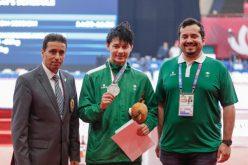 دورة الألعاب الآسيوية: لاعب أخضر الكاراتيه رائف تركستاني ينال فضية وزن تحت 75 كجم