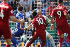 ليفربول يواصل الانتصارات ويتجاوز ليستر بصعوبة