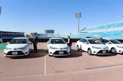 ثمانية سيارات تنتظر جماهير الدورة الرباعية