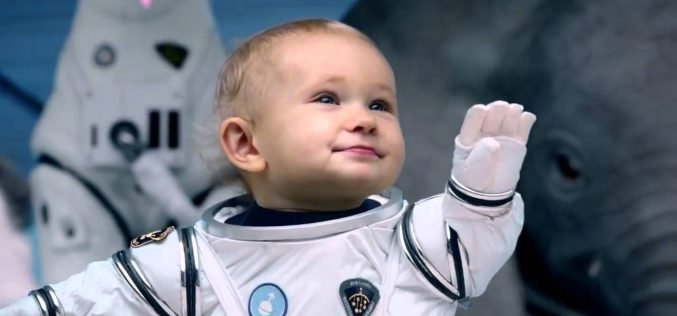 ولادة أول طفل في الفضاء بحلول 2024م!!