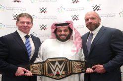 """الرياض تحتضن منافسات الـ""""WWE"""""""