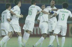 محمد بن فيصل يهنأ المقام السامي بتأهل منتخب الشباب