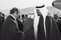 صوره نادرة للملك خالد في الأردن