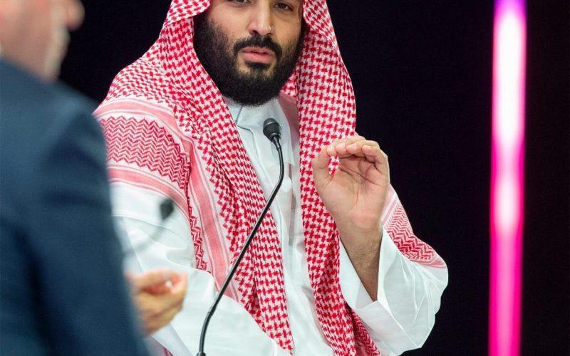 ولي العهد .. همّة السعوديين كجبل طويق .. لن تنكسر