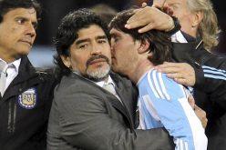 مارادونا: لم أنتقد ميسي !