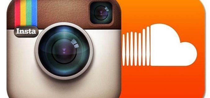 ساوند كلاود تعلن عن خدمة مشاركة الأغنيات في إنستغرام
