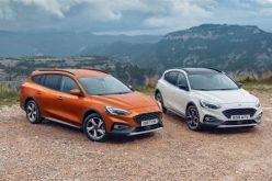 """فورد تطلق سيارتها الجديدة """"Focus Active""""مع بداية العام"""