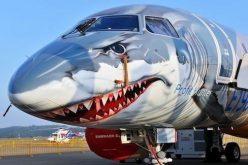 تصميم باهر لطائرة ركاب على شكل قرش