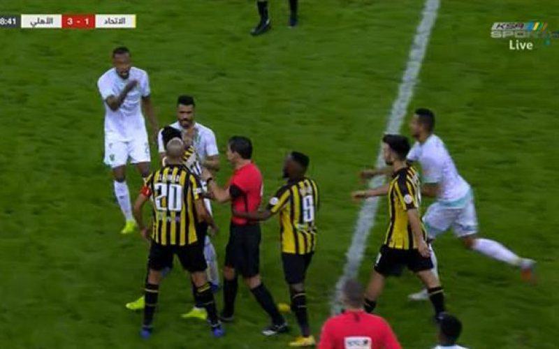 شاهد بالفيديو أهداف مباراة الأهلي و الاتحاد (3 – 1)