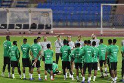 المنتخب السعودي يبدأ أولى حصصه التدريبية