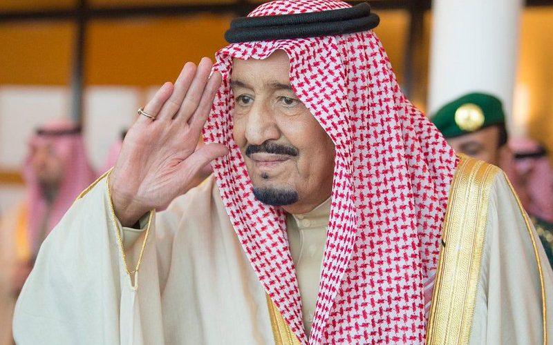 بالصور.. خادم الحرمين يشرف المهرجان الوطني للتراث والثقافة