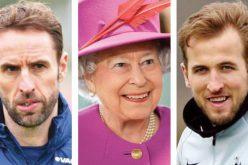 ملكة بريطانيا تمنح ساوثجيت و كين وسام العام