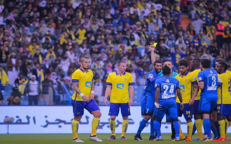 ديربي الرياض.. نفاد التذاكر قبل 48 ساعة، والأرجنتيتي بيتانا لضبط المواجهة
