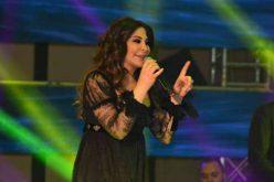 إليسا تتعرض لموقف محرج في حفلتها بالقاهرة