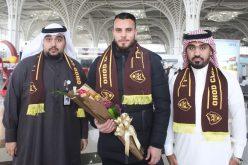 الميركاتو الشتوي : أحمد جمعة يصل إلى المدينة للتوقيع مع أحد