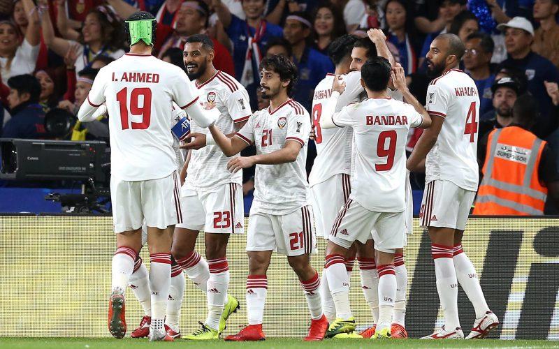 حصاد آسيا : البحرين تفوز في الوقت القاتل و الامارات تسقط في فخ التعادل