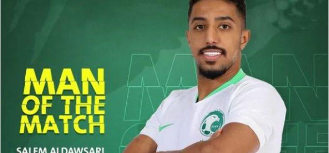 كأس آسيا2019 : سالم الدوسري ينافس على أفضل لاعب في دور المجموعات