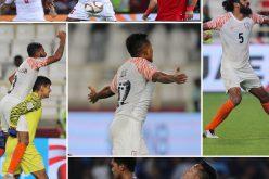 مفاجأت كأس آسيا2019 : الأردن يفوز على البطل والهند تسحق تايلاند