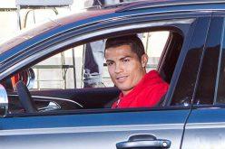 كريستيانو يطلب من محكمة مدريد الدخول إلى مقرها بسيارته!