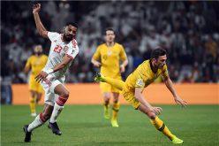 الأبيض الإماراتي يتغلب على إستراليا و يتأهل إلى نصف النهائي