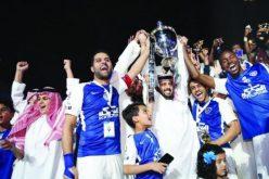 آل الشيخ يجدد وعده لـ القناص بإقامة حفل اعتزال عالمي