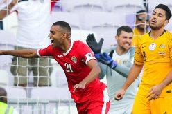 نشامى الأردن يخطفون فوزاً هاماً أمام أستراليا