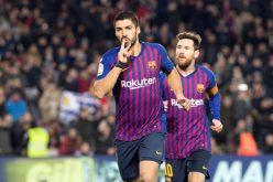 قبل لقاء إشبيلية اليوم .. برشلونة يستبعد سواريز و يضم بواتينغ