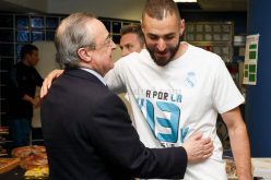بيريز: ريال مدريد يمتلك أفضل مهاجم في العالم
